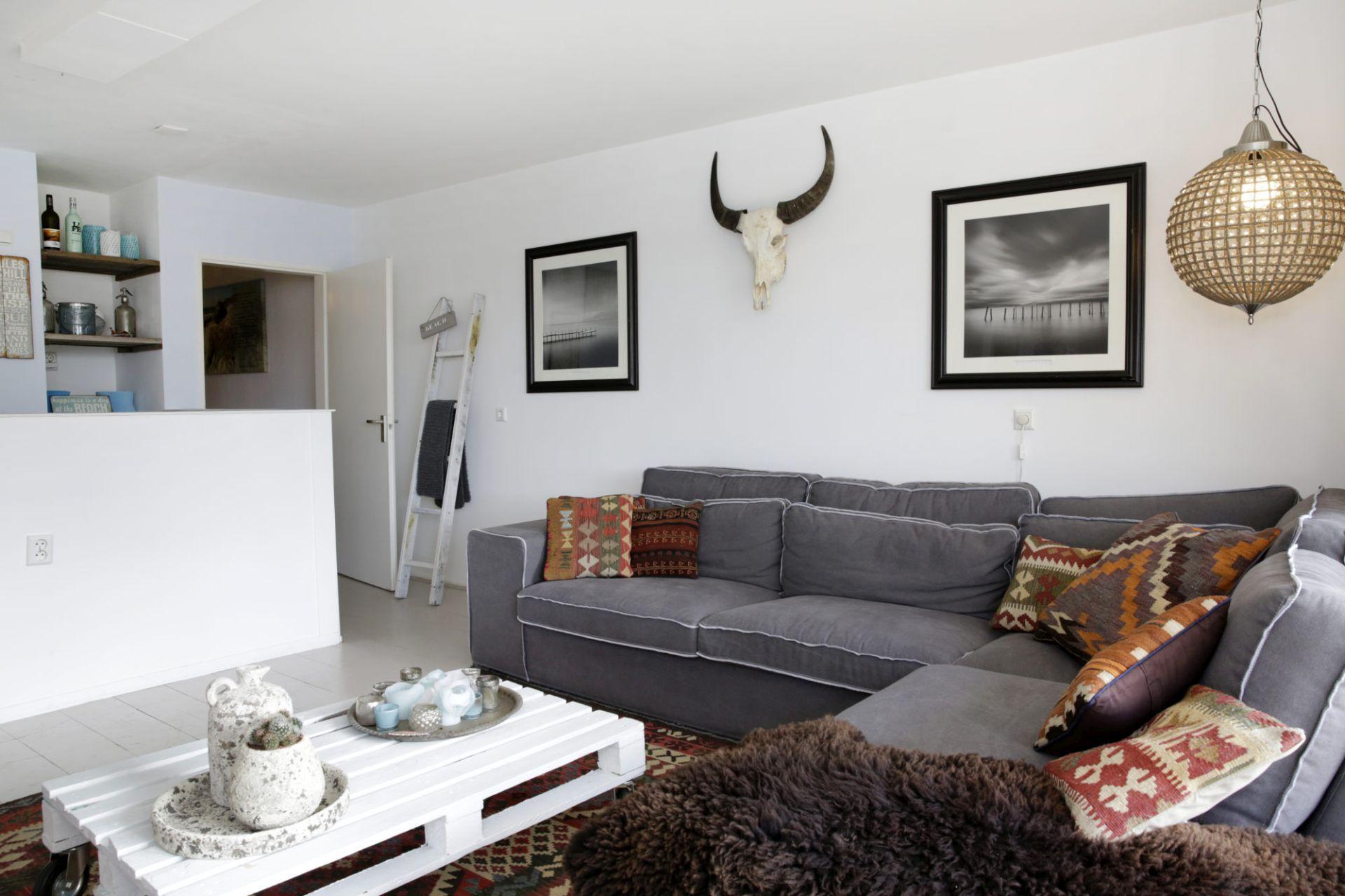 Goudkust 1 is een prachtig appartement voor 4 personen in Bergen.