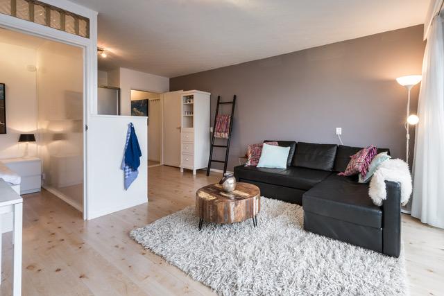 Goudkust 5 is een appartement 2 – 4 personen in het centrum van Bergen.